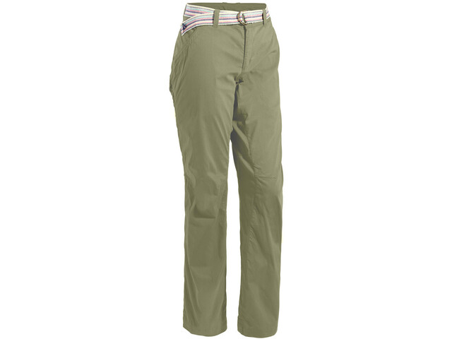 Sherpa Mirik Pants Women, verde